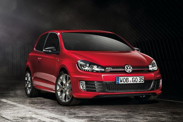 Image of VW Golf GTI Edition 35