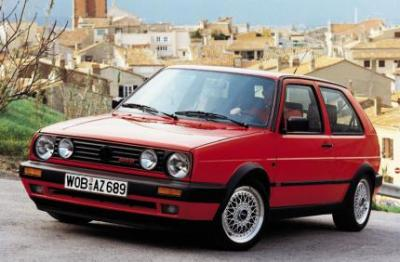 Image of VW Golf GTI G60