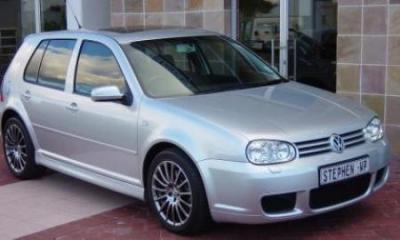 Image of VW Golf GTI