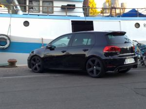Photo of VW Golf GTI Mk VI