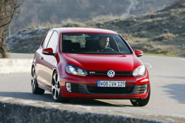 vw golf gti mk vi laptimes specs performance data. Black Bedroom Furniture Sets. Home Design Ideas