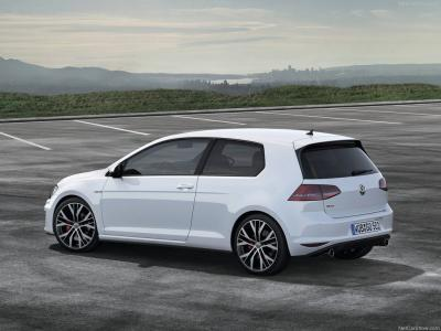 Image of VW Golf GTI