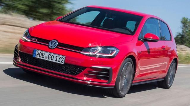 Image of VW Golf GTI Performance