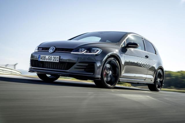 Image of VW Golf GTI TCR