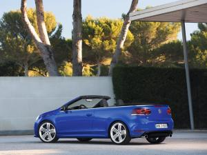 Photo of VW Golf R Cabriolet Mk VI