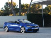 Image of VW Golf R Cabriolet