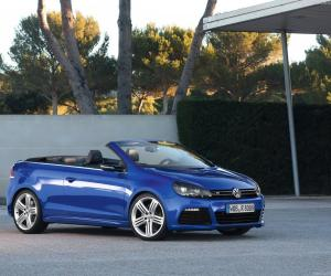 Picture of VW Golf R Cabriolet (Mk VI)