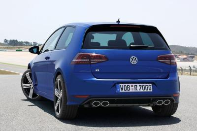 Image of VW Golf R