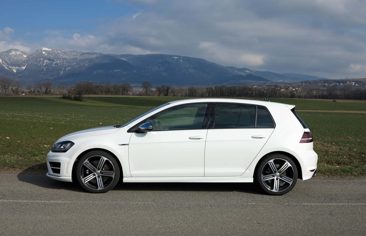 Golf R 0-60 >> Vw Golf R Mk Vii Laptimes Specs Performance Data