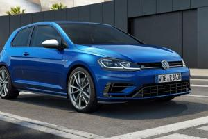 Picture of VW Golf R (Mk VII facelift)