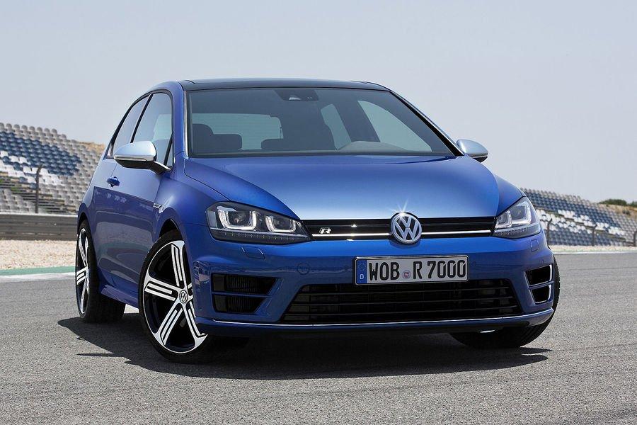 Vw Golf R Mk Vii Laptimes Specs Performance Data Fastestlaps Com