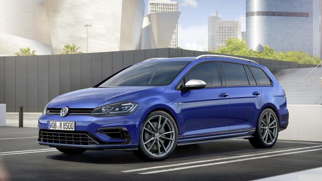 Image of VW Golf R Variant
