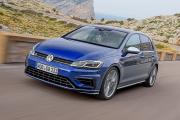 Image of VW Golf R