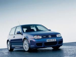Photo of VW Golf R32 Mk IV