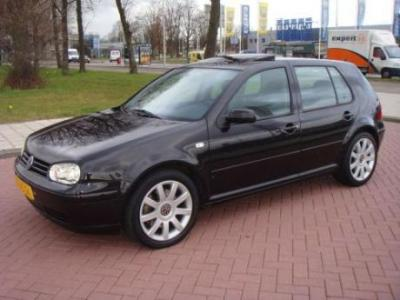 Image of VW Golf V6 4Motion