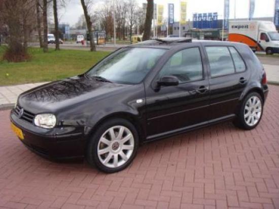 Image of VW Golf V6 4Motion