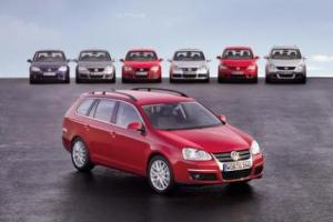 Picture of VW Golf Variant 1.9 TDI (Mk V)