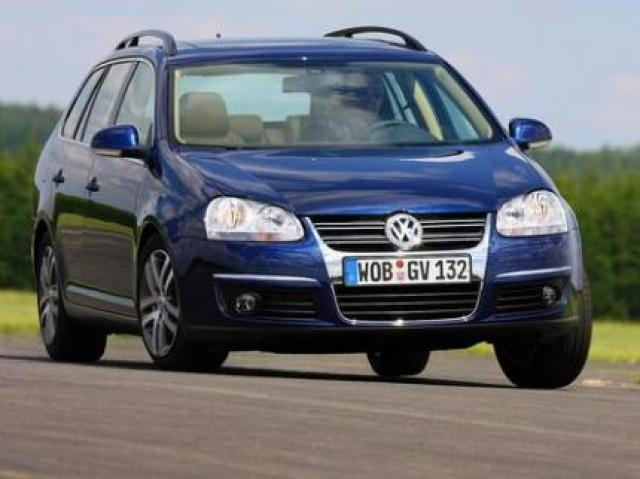 Image of VW Golf Variant 2.0 TDi