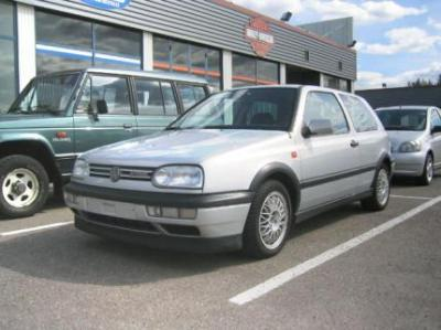 Image of VW Golf VR6 2.8