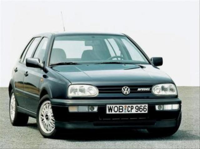 Image of VW Golf VR6 2.9 Syncro