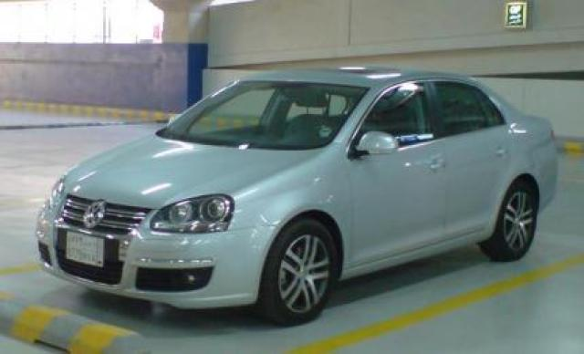 Image of VW Jetta 2.5