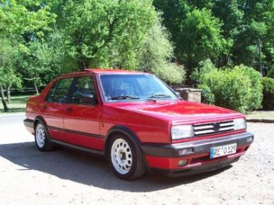 Image of VW Jetta GT 16V