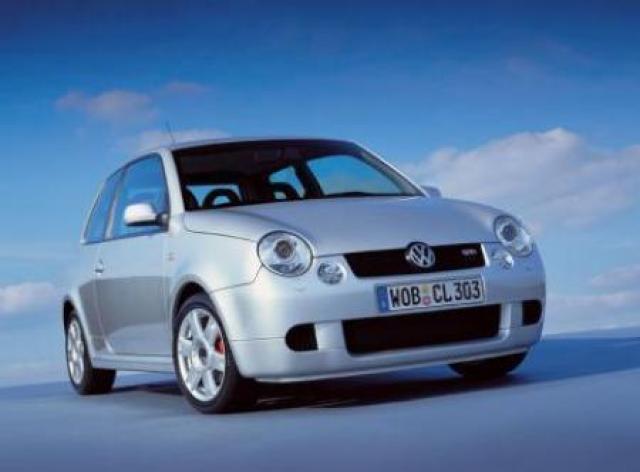 Image of VW Lupo GTI