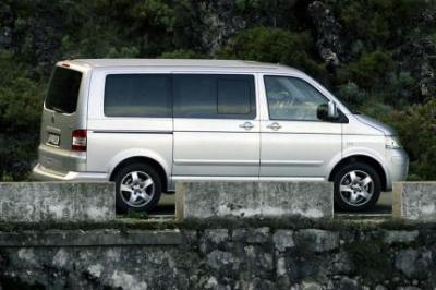 Image of VW Multivan 2.5 TDI