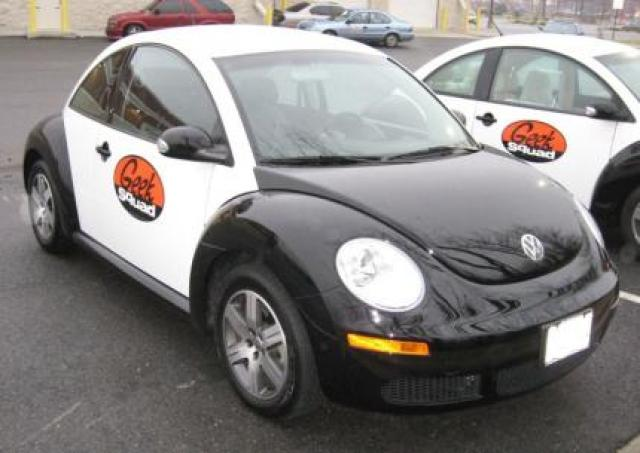 Image of VW New Beetle 1.8T