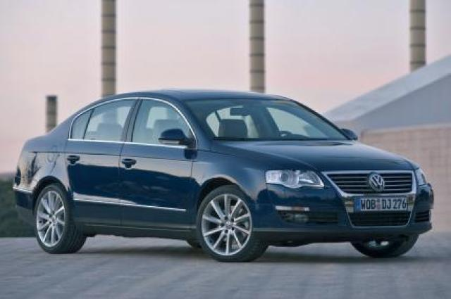 Image of VW Passat 2.0 TDI