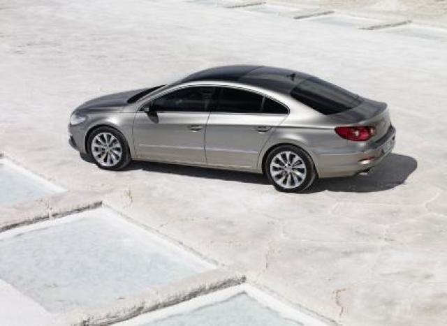 Image of VW Passat CC 2.0 TDI 4MOTION