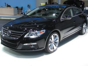 Photo of VW Passat CC V6 4motion