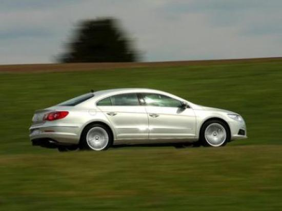 Image of VW Passat CC V6 4motion