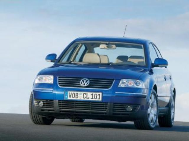 Image of VW Passat GL 1.8T