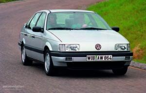 Photo of VW Passat GT G60 syncro