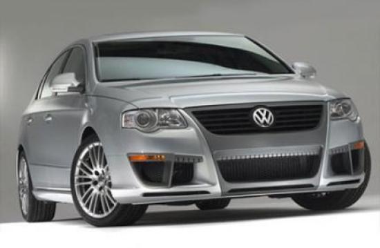 Image of VW Passat R36