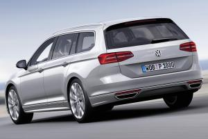 Picture of VW Passat Variant 2.0 TDI 4Motion (B8)