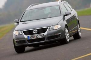 Picture of VW Passat Variant 2.0 TDI