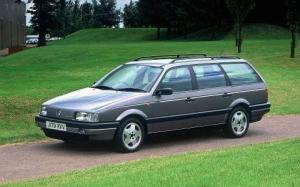 Photo of VW Passat VR6