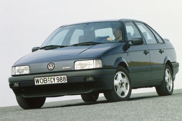 Image of VW Passat VR6