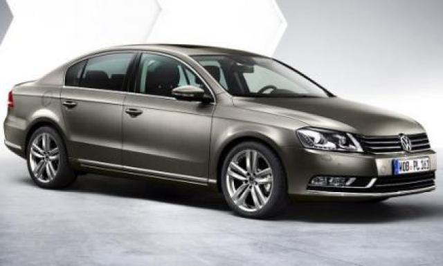 Image of VW Passat