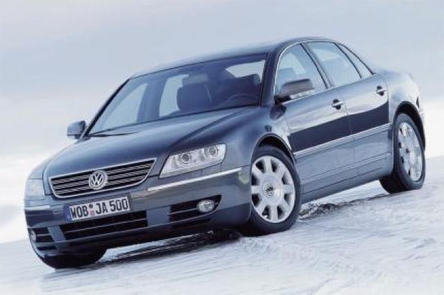 Image of VW Phaeton 3.0 TDI