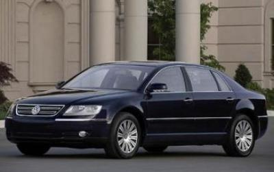 Image of VW Phaeton W12