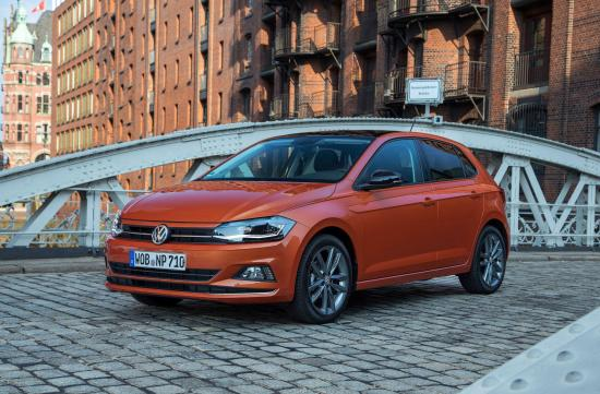 Image of VW Polo 1.0 TSI OPF