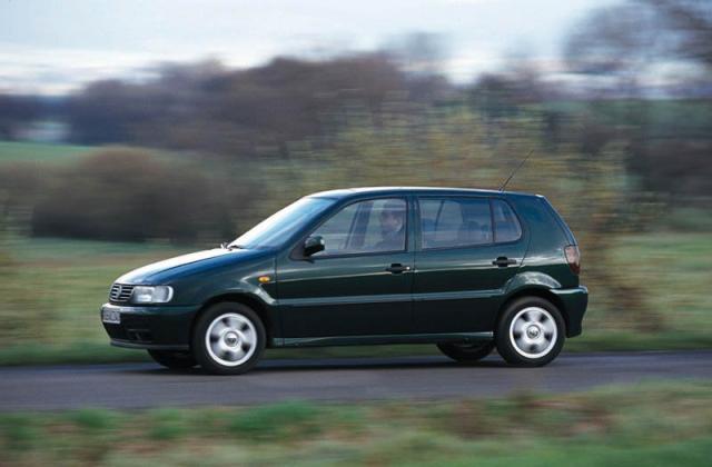 Image of VW Polo 1.4