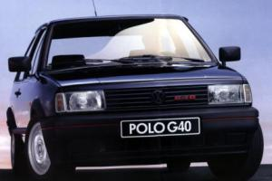 Picture of VW Polo G40 (2F)