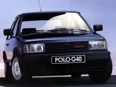 Image of VW Polo G40