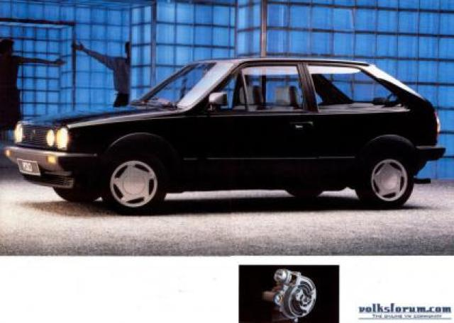 Image of VW Polo GT G40