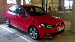 Photo of VW Polo GTI 1.4 TSI