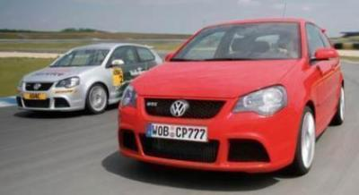 Image of VW Polo GTI Cup Edition